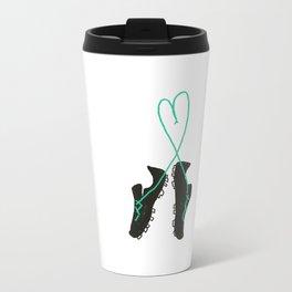 Futbol Love Travel Mug