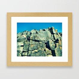 Carnac I Framed Art Print