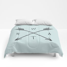 WHAT Compass? Comforters