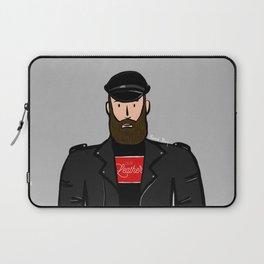 Beard Boy: Martin Laptop Sleeve