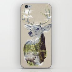 Mo'deer' Nature iPhone & iPod Skin