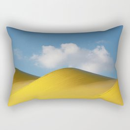 Bizarre nature or Architecture? Rectangular Pillow