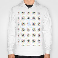 30 seconds to mars Hoodies featuring Thirty Seconds To Mars ; Conquistador by Wis Marvin