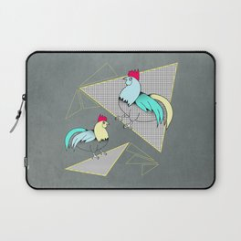 Coq français - French rooster Laptop Sleeve
