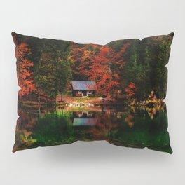 Fall Cabin Pillow Sham