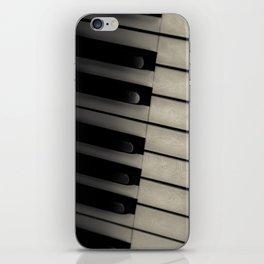 The Ivories iPhone Skin