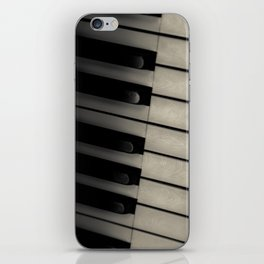The Ivories iPhone Skin