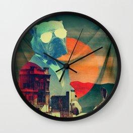 ABRACADABRA Wall Clock