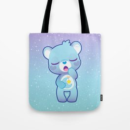Bedtime bear Tote Bag