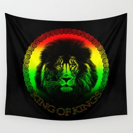 King Of Kings Wall Tapestry