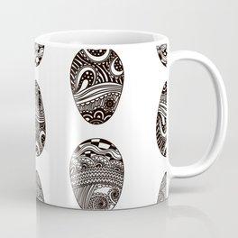 Easter egg artistic print Coffee Mug
