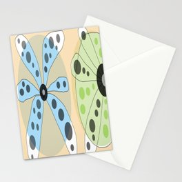 FLOWERY KATE / ORIGINAL DANISH DESIGN bykazandholly Stationery Cards