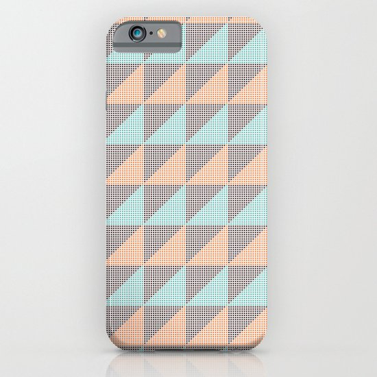 Triangles. iPhone & iPod Case