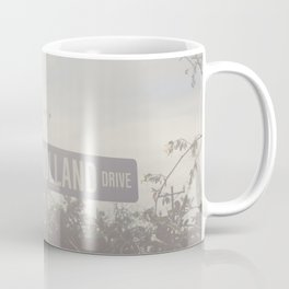 Mulholland Drive Coffee Mug