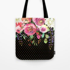 Flowers bouquet #31 Tote Bag