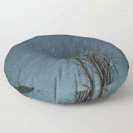 Lake Erie 5 Floor Pillow