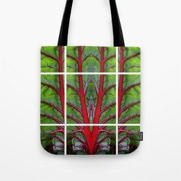 Swiss Chard - Leaf of Life Tote Bag