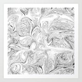 Abstract 140 Art Print