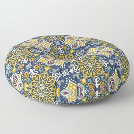 Mosaic Floor Pillow