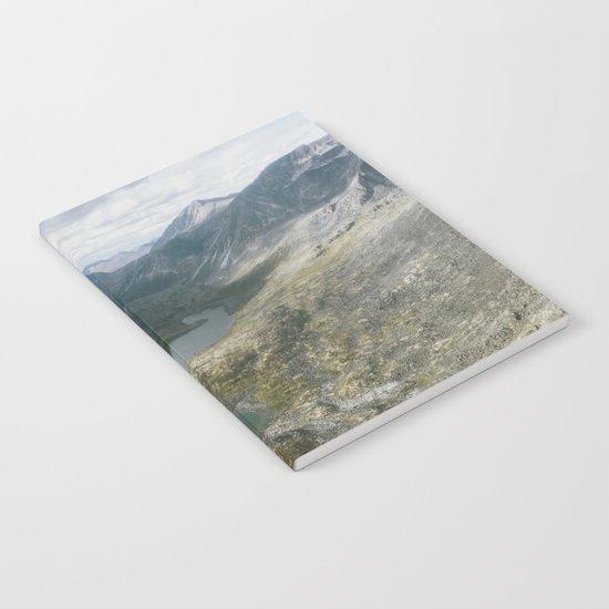 Mackenzie Mountains Notebook