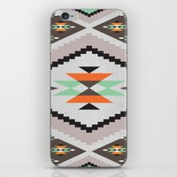 navajo iPhone & iPod Skins featuring Navajo by Priscila Peress