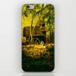 Refuge iPhone Skin