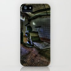 The real seat of horror iPhone (5, 5s) Slim Case