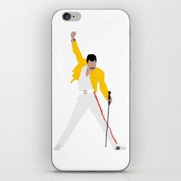 Fred iPhone Skin