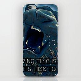 Restore the Roar! iPhone Skin
