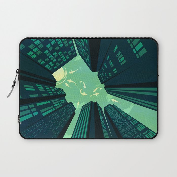 Solitary Dream Laptop Sleeve