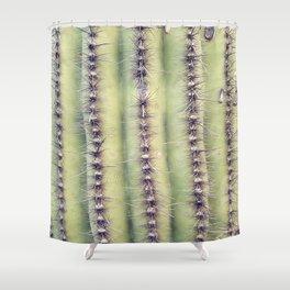 Cactus, Cactus Texture, Desert Plants Shower Curtain