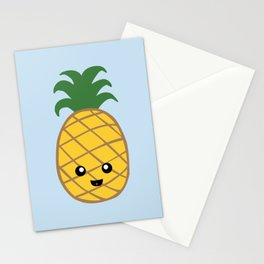 Pineapple Fun Stationery Cards