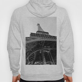 Upon the Eiffel Tower Hoody