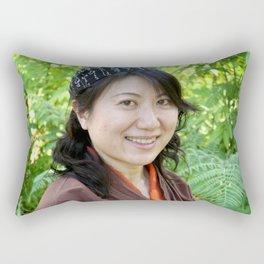 Japanese Women Rectangular Pillow