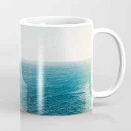 Big Blue Shot on Film Coffee Mug