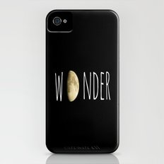 Wonder iPhone (4, 4s) Slim Case