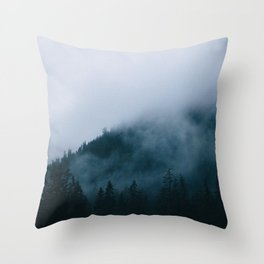 lacerated spirit Throw Pillow