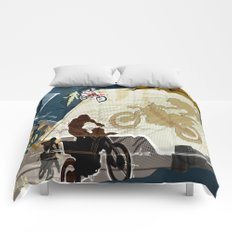 Motocross Comforters