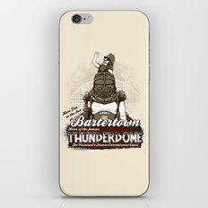 Visit Bartertown! iPhone & iPod Skin