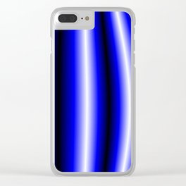 four Pipes Clear iPhone Case