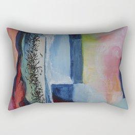 My Sister Dreams Rectangular Pillow