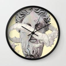 In principio Wall Clock