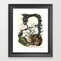 madiel, my boy Framed Art Print