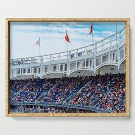 New York city Yankee Stadium Serving Tray