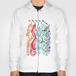 Thoughts in Color Hoody