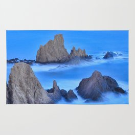 Blue sunset at the Sirens Rug