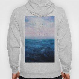 Watercolor Sea 5 Hoody
