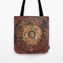 Sao Feng Replica Map Pirates of the Caribbean Tote Bag