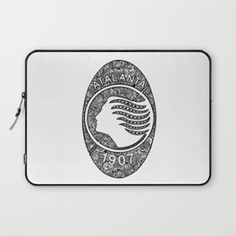 BLACK AND BLUES Laptop Sleeve