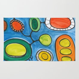 Vegetable Scream Rug